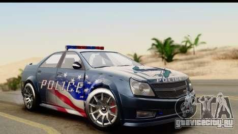 EFLC TBoGT Albany Police Stinger IVF для GTA San Andreas