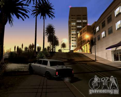 Graphic Update ENB Series для GTA San Andreas второй скриншот