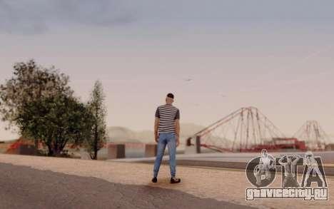 Warm Colors ENB для GTA San Andreas пятый скриншот
