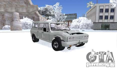 Aro 328 для GTA San Andreas салон