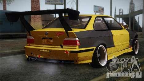 BMW E36 Drift для GTA San Andreas