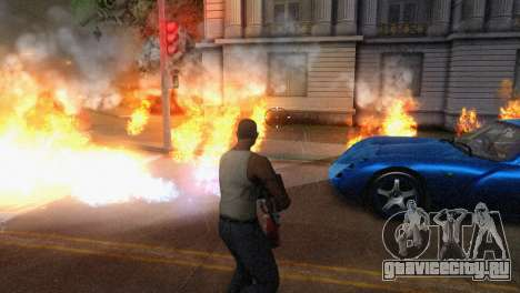 ENB Version 1.5.1 для GTA San Andreas девятый скриншот