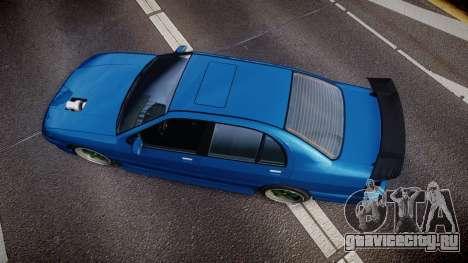 Bravado Feroci Los Santos Customs Edition для GTA 4 вид справа