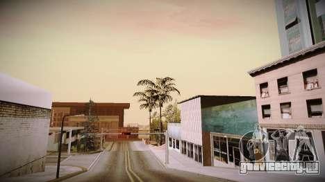 The not China ENB v2.1 Final для GTA San Andreas четвёртый скриншот
