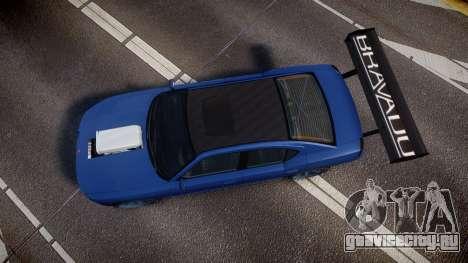 Bravado Buffalo Street Tuner для GTA 4 вид справа