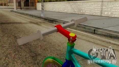 Itachari Shimakaze Kai для GTA San Andreas вид справа