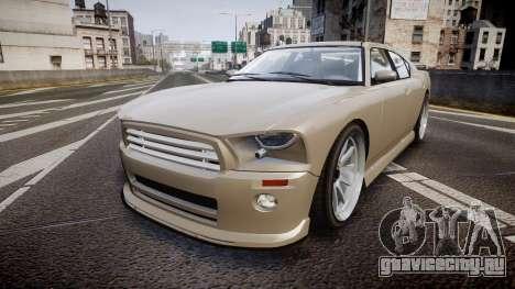 Bravado Buffalo Supercharged 2015 для GTA 4