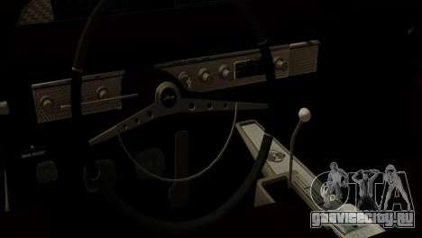 Mazda Pickup Full Sport для GTA San Andreas вид изнутри