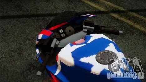GTA 5 Bati American для GTA San Andreas вид справа
