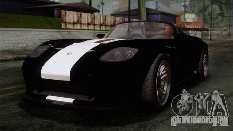 GTA 5 Bravado Banshee IVF для GTA San Andreas