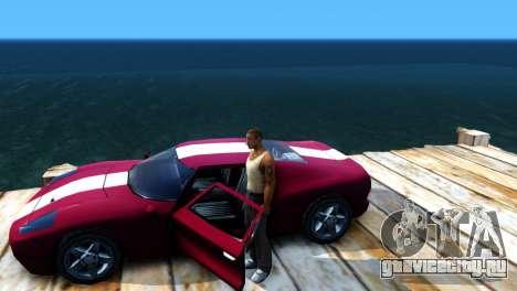 ENB Version 1.5.1 для GTA San Andreas второй скриншот
