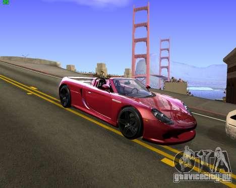 ENB JP для GTA San Andreas