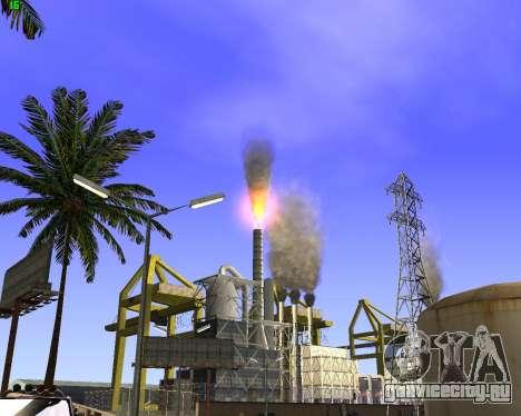 ENB JP для GTA San Andreas третий скриншот