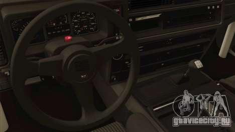 Ford Sierra Sapphire 4x4 RS Cosworth для GTA San Andreas вид сзади