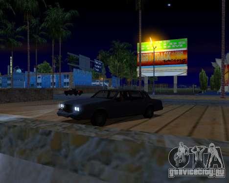 ENB v3.0.0 для слабых PC для GTA San Andreas шестой скриншот