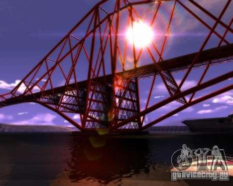 WTFresh ENB для GTA San Andreas второй скриншот