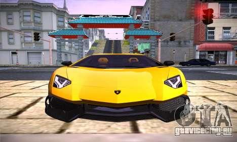 ENB Version v3.1 для GTA San Andreas второй скриншот
