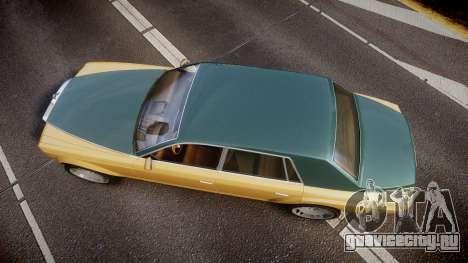 Enus Super Diamond 2 Colors для GTA 4 вид справа