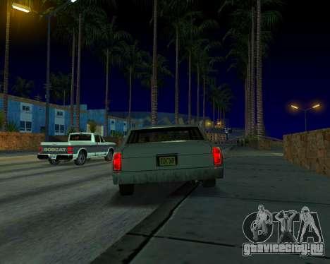 ENB v3.0.0 для слабых PC для GTA San Andreas пятый скриншот
