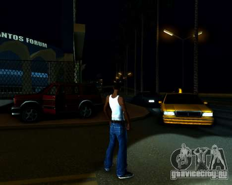 ENB v3.0.1 для GTA San Andreas четвёртый скриншот