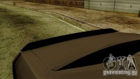 Dodge Challenger SRT Hellcat 2015 для GTA San Andreas вид справа
