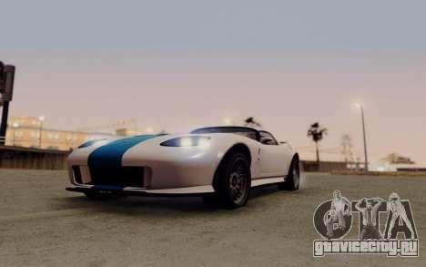 Warm Colors ENB для GTA San Andreas