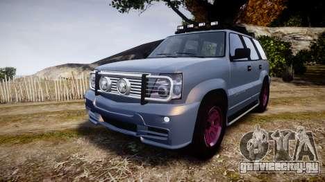 Albany Cavalcade Offroad 4X4 для GTA 4