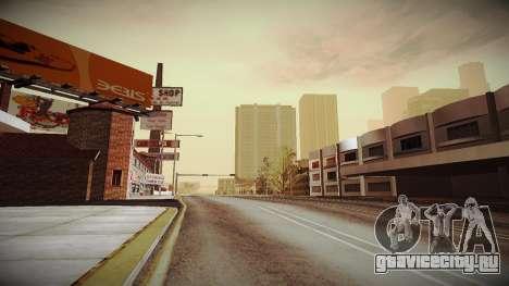 The not China ENB v2.1 Final для GTA San Andreas