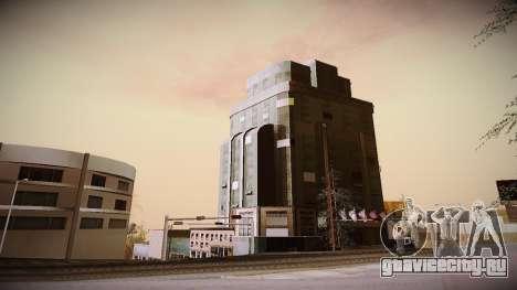 The not China ENB v2.1 Final для GTA San Andreas второй скриншот