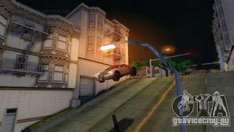 ENB Version 1.5.1 для GTA San Andreas седьмой скриншот