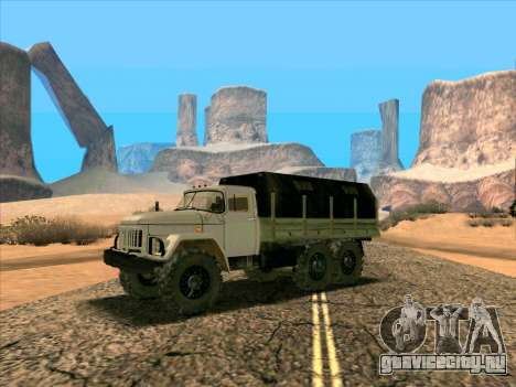 ЗиЛ 131 для GTA San Andreas