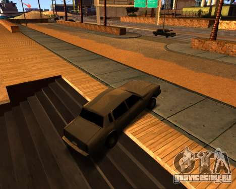 ENB v3.0.0 для слабых PC для GTA San Andreas четвёртый скриншот