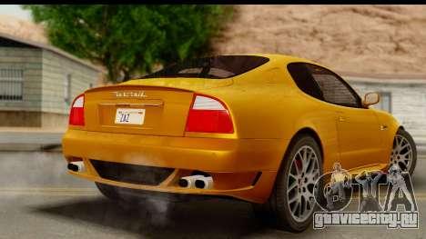 Maserati Gransport 2006 для GTA San Andreas