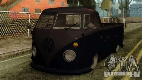 Volkswagen Type 2 для GTA San Andreas