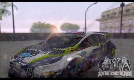 ENB GTA V для очень слабых ПК для GTA San Andreas шестой скриншот