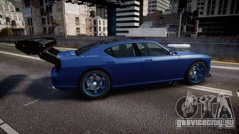 Bravado Buffalo Street Tuner для GTA 4 вид слева