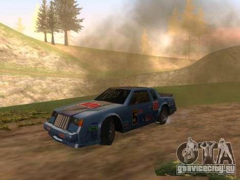 Реальное поведение машины v3.0 для GTA San Andreas