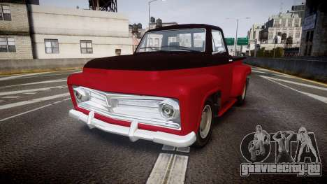 GTA V Vapid Slamvan для GTA 4