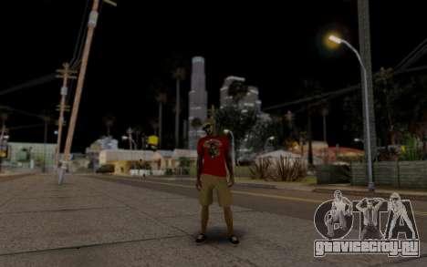 Warm Colors ENB для GTA San Andreas третий скриншот