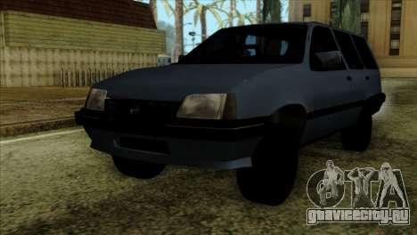 Opel Kadett Stock для GTA San Andreas