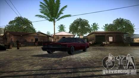 Ghetto ENB v2 для GTA San Andreas третий скриншот