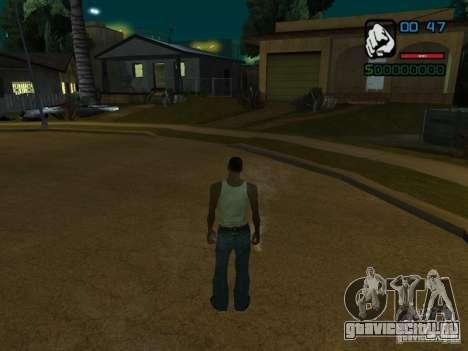 CLEO HP в цифрах для GTA San Andreas второй скриншот
