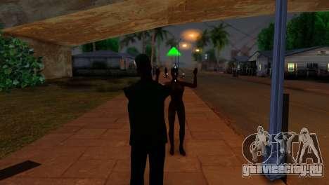ENB Version 1.5.1 для GTA San Andreas одинадцатый скриншот