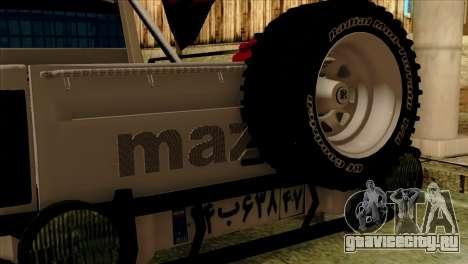 Mazda Pickup Full Sport для GTA San Andreas