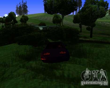 Warm California ENB для GTA San Andreas четвёртый скриншот