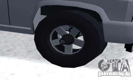 Aro 328 для GTA San Andreas вид сбоку