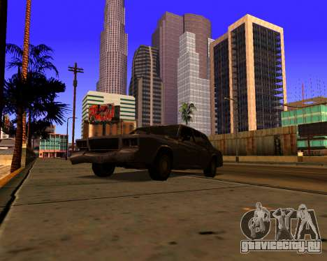 ENB v3.0.0 для слабых PC для GTA San Andreas второй скриншот