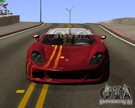 ENB JP для GTA San Andreas четвёртый скриншот