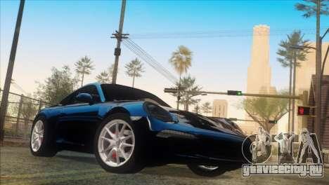 Vanilla ENB Series для GTA San Andreas второй скриншот
