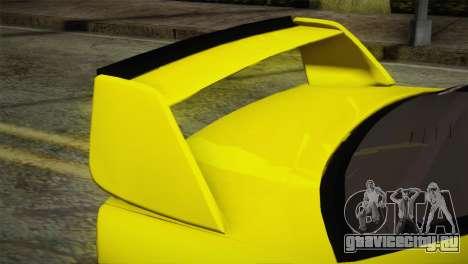 BMW M3 E36 DRY Garage для GTA San Andreas вид справа